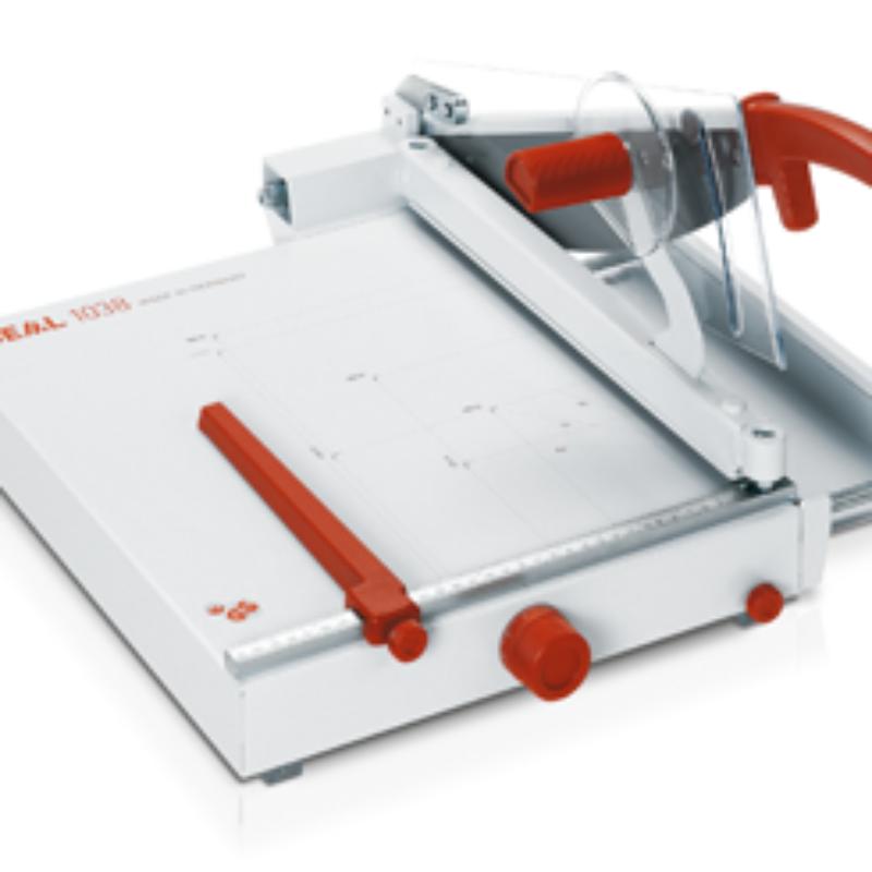 เครื่องตัดกระดาษแบบมือโยก IDEAL รุ่น 1038
