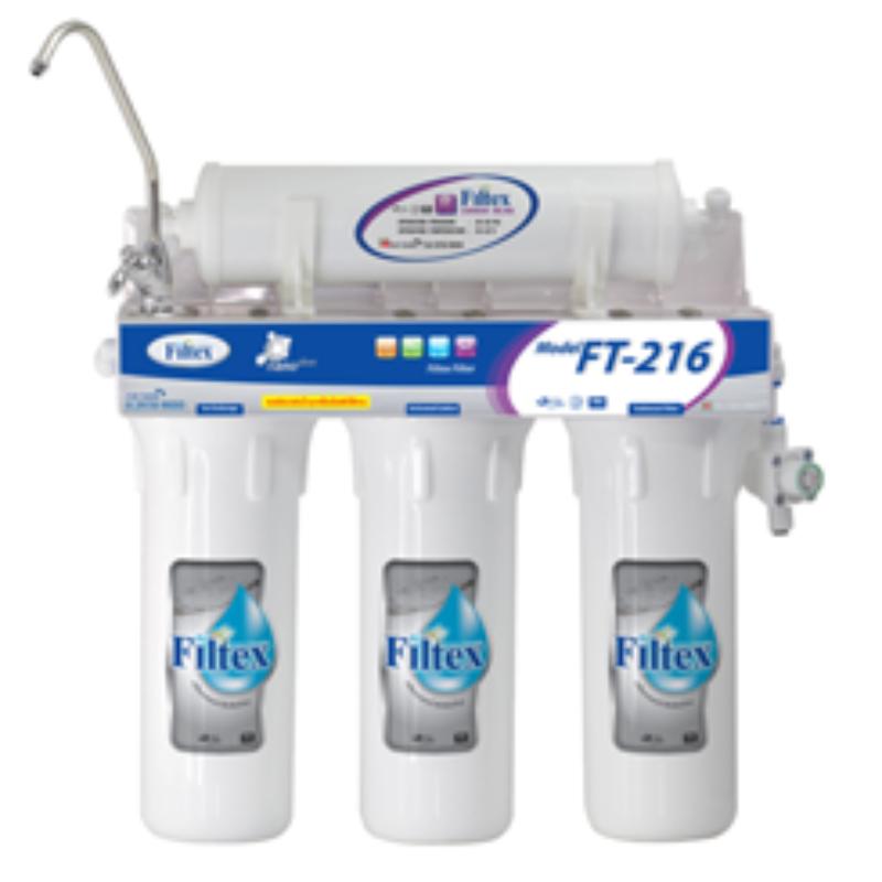 FILTEX เครื่องกรองน้ำดื่ม รุ่น FT 216