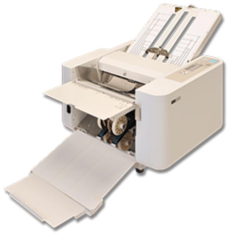 เครื่องพับกระดาษ UCHIDA รุ่น EZF-200