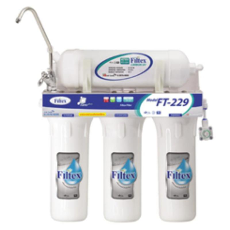 FILTEX เครื่องกรองน้ำดื่ม รุ่น FT 229