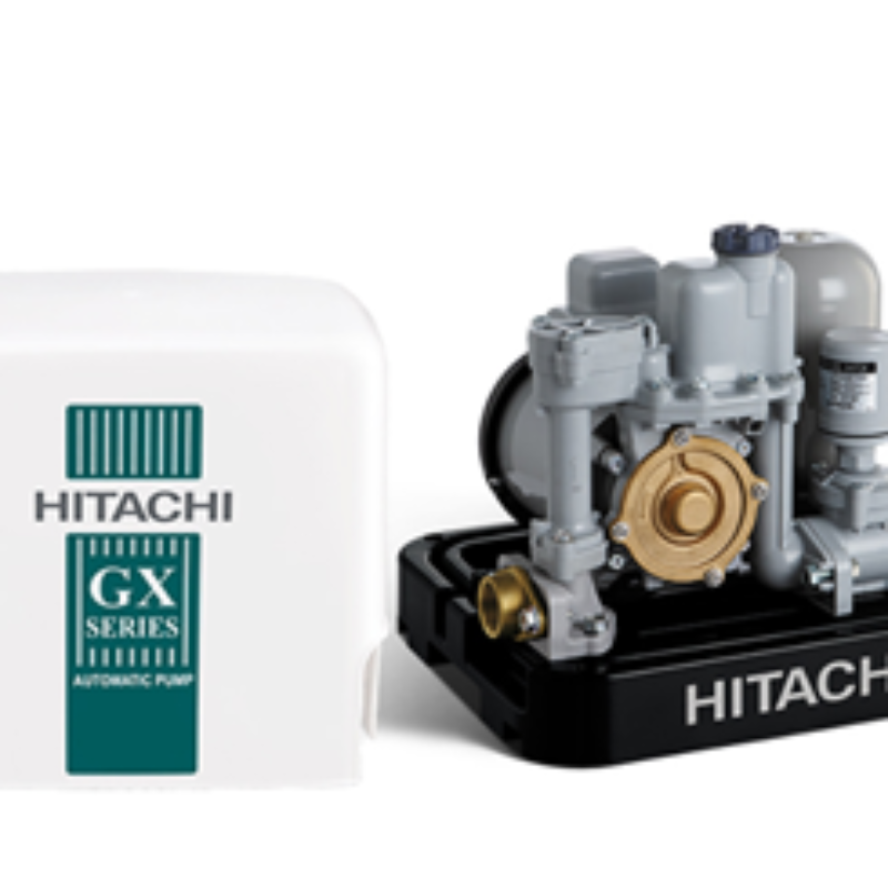 Hitachi เครื่องปั๊มอัตโนมัติ รุ่น WM-P350GX (350 วัตต์)