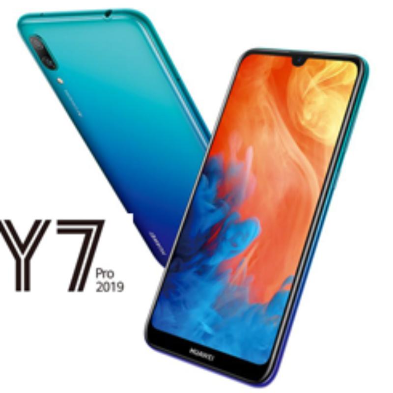 Huawei Smart Phone Model Y7 2019