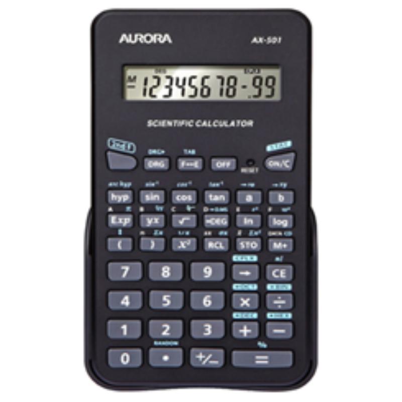 AURORA Caculator รุ่น AX-501