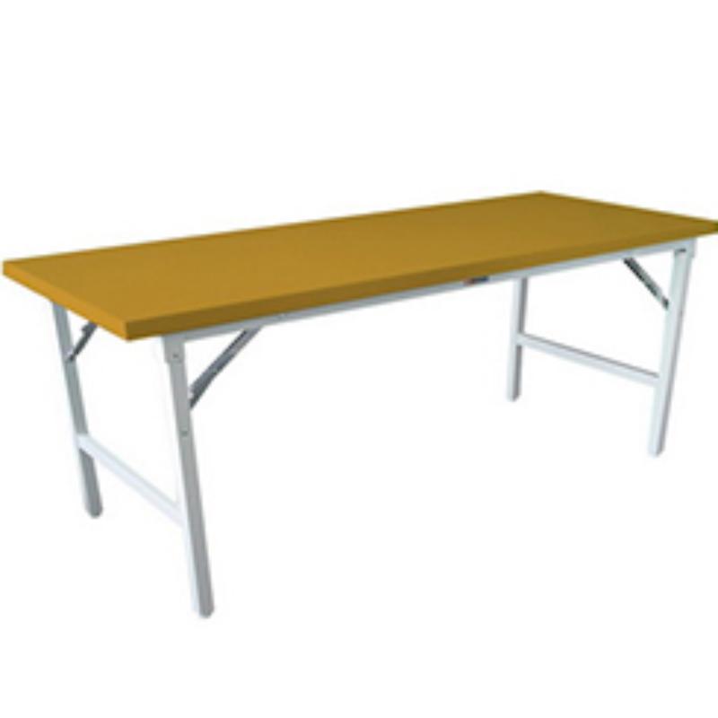 โต๊ะขาพับอเนกประสงค์ ยี่ห้อ Luckyworld รุ่น FGS-60150