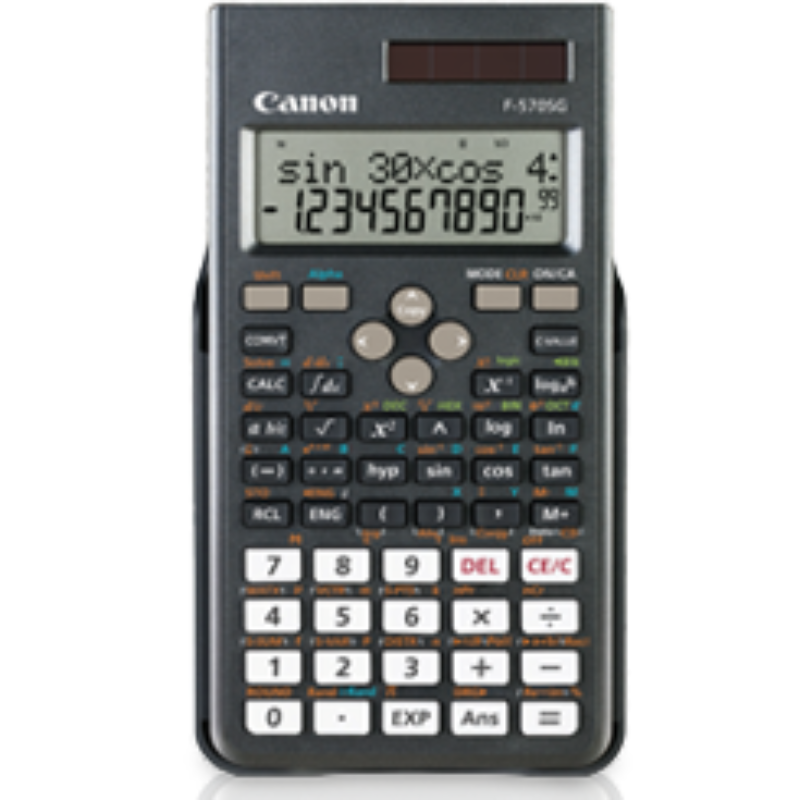 Canon Calculator Model F-570SG