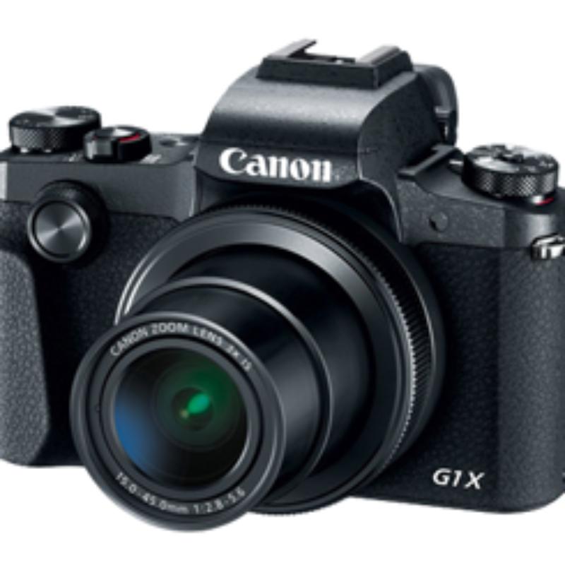 Canon PowerShot Model G1 X Mark III