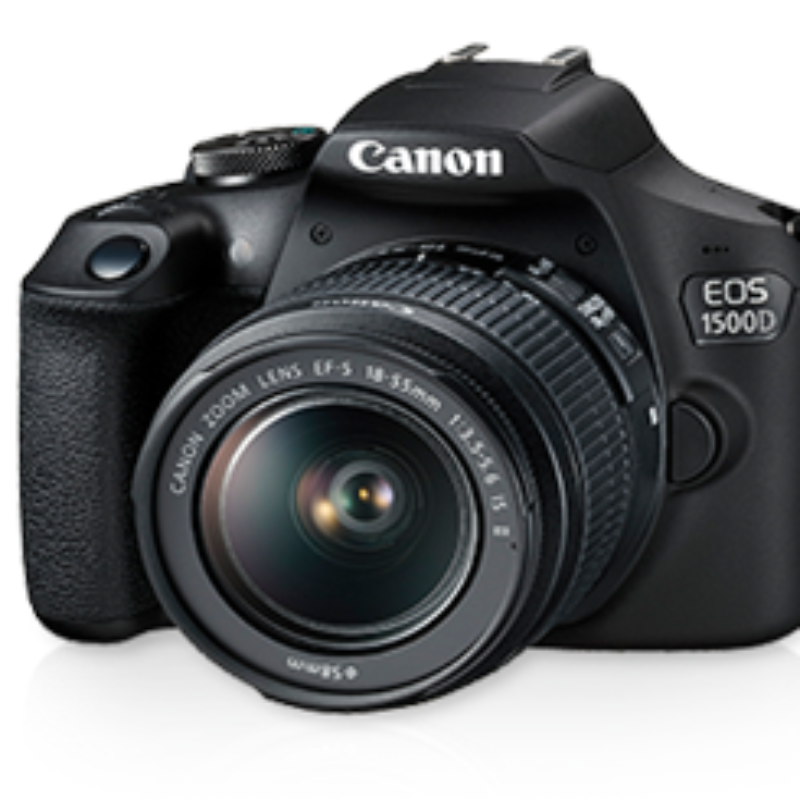 Canon EOS 1500D Lens 18-55IS