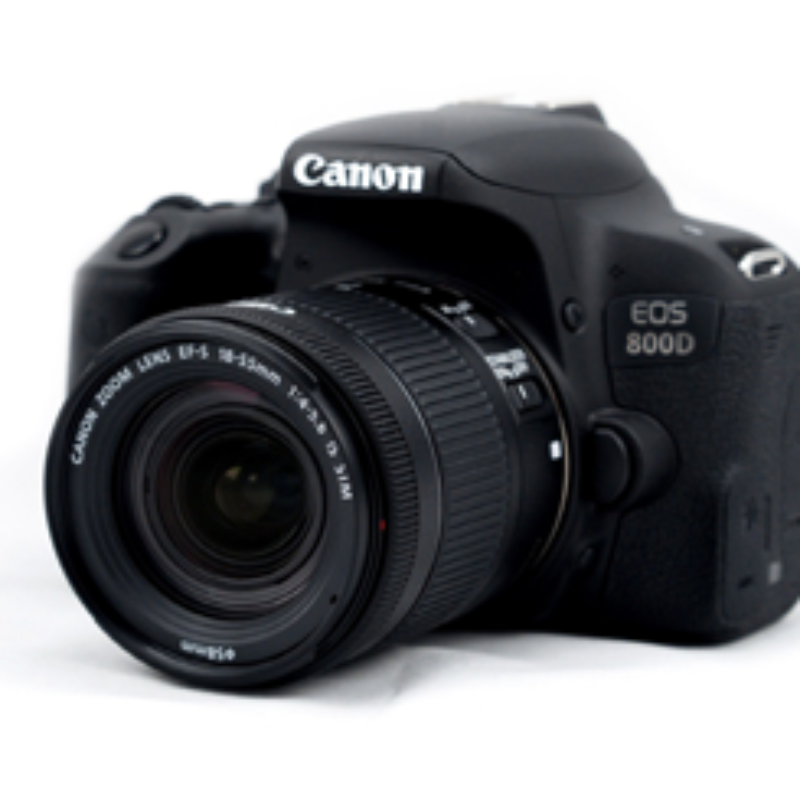 Canon EOS 800D Lens 18-55IS