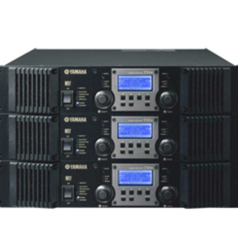 Yamaha Stereo Power Amplifiers