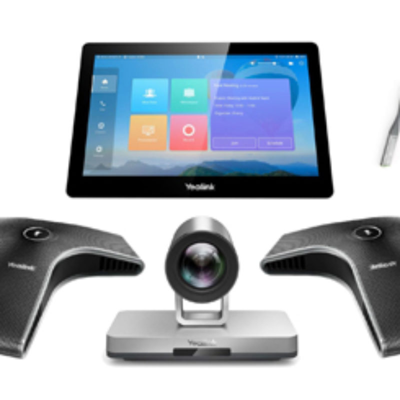 Yealink Video Conferencing System รุ่น VC800-VCM-CTP-WP