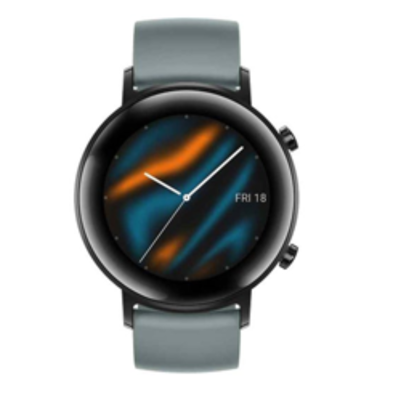 HUAWEI WATCH GT2 SPORT EDITION LAKE CYAN (42mm) รุ่น HW-WATCH-GT2-DIANA-B19P(CY)