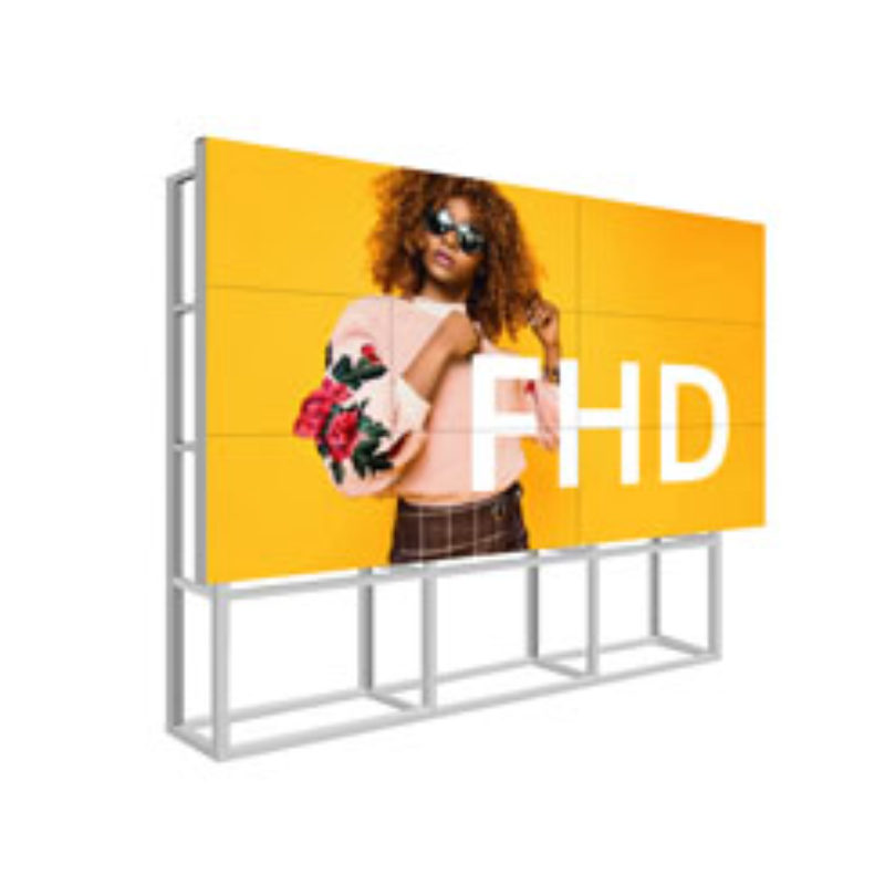 LCD Video Wall – Floor Standing (แบบตั้งพื้น)