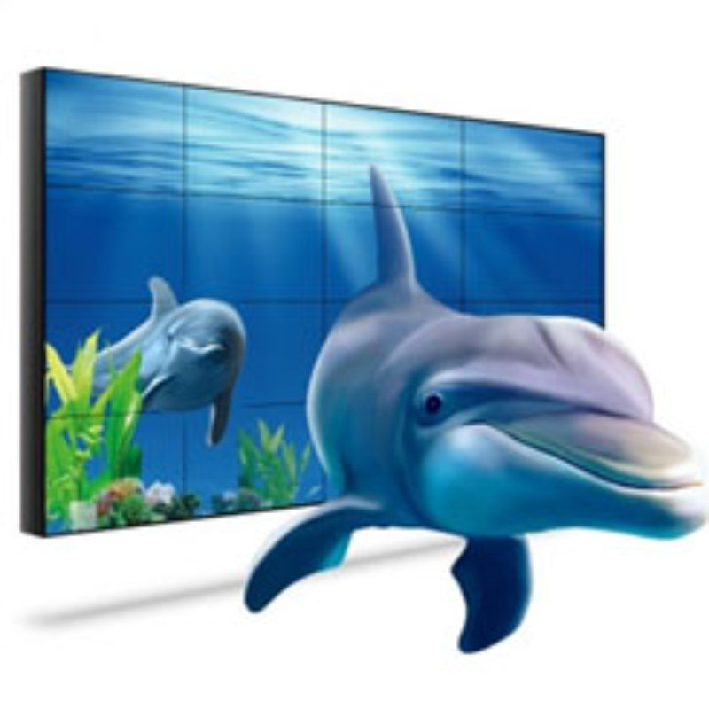 LCD VIDEO WALL- Wall Mounted (แบบติดผัง)