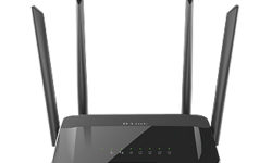 D-LINK Wireless AC1200 MU-MIMO Wi-Fi Gigabit Router รุ่น DIR-842