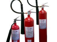 VINTEX ถังดับเพลิง ชนิดก๊าซคาร์บอนไดออกไซด์