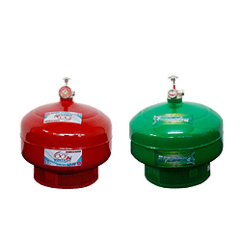 VINTEX เครื่องดับเพลิงแบบอัตโนมัติ (ชนิดผงเคมีแห้ง และชนิด BF2000)