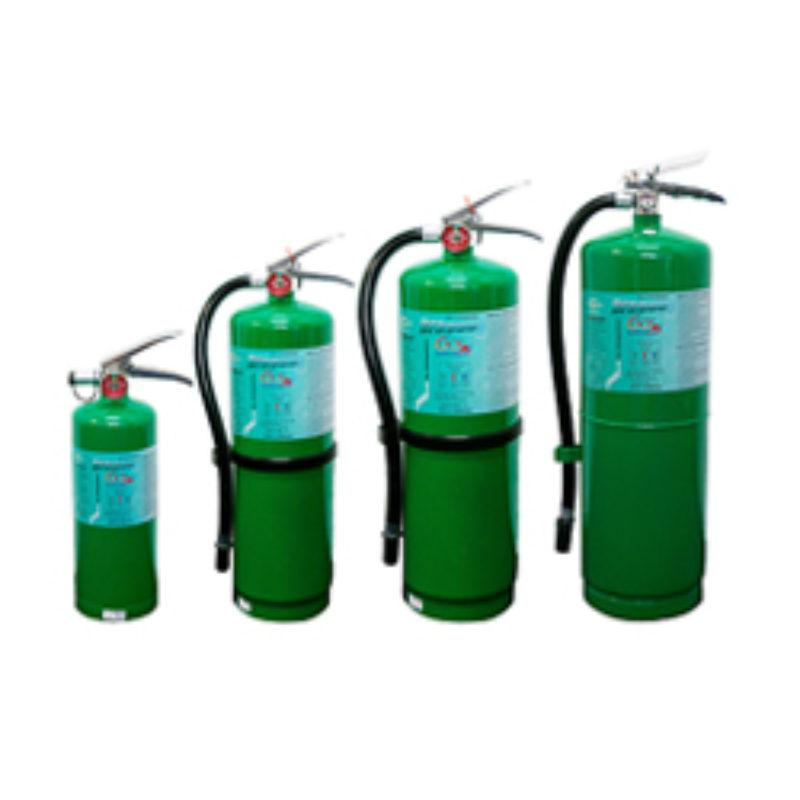 VINTEX ถังดับเพลิง BF2000 ชนิดน้ำยาเหลวระเหย