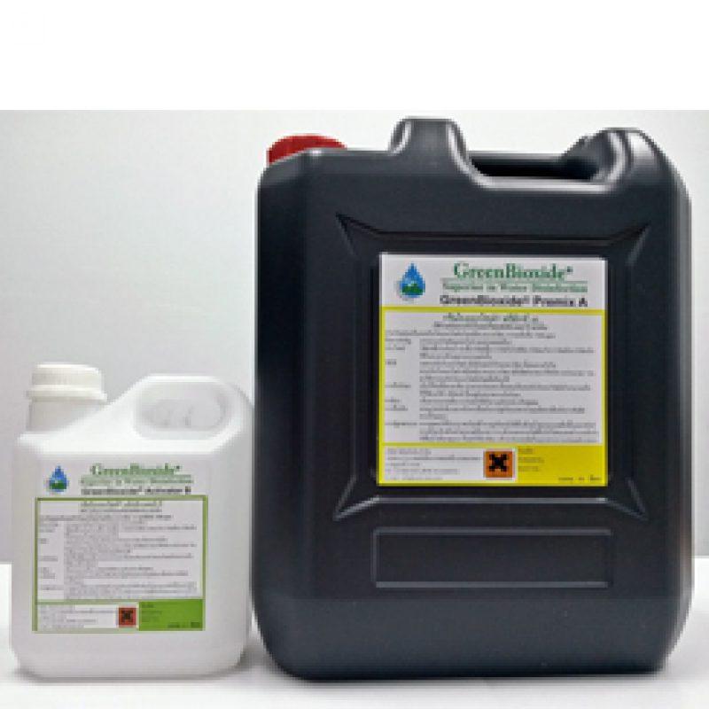 คลอรีนไดออกไซด์ สารฆ่าและป้องกันเชื้อโรคในน้ำ