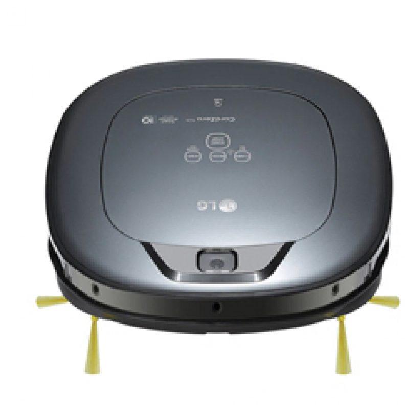 LG หุ่นยนต์ดูดฝุ่น รุ่น VR6680TMAR ระบบ Smart Inverter Motor