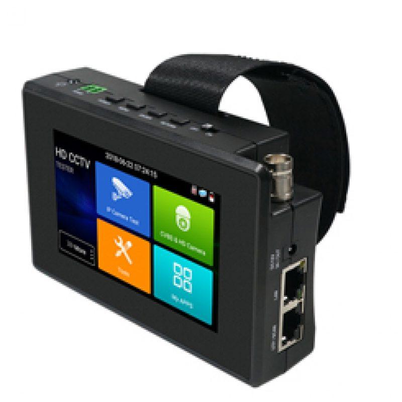 IP Camera Tester หน้าจอ 4 นิ้ว รุ่น IPC-1800ADH Plus เครื่องทดสอบกล้องวงจรปิดแบบสวมข้อมือ