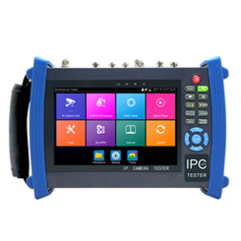 IP Camera Tester หน้าจอ 7 นิ้ว รุ่น IPC-8600 Plus series เครื่องทดสอบกล้องวงจรปิด