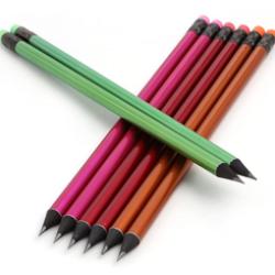 ดินสอไม้ PM-WOO003
