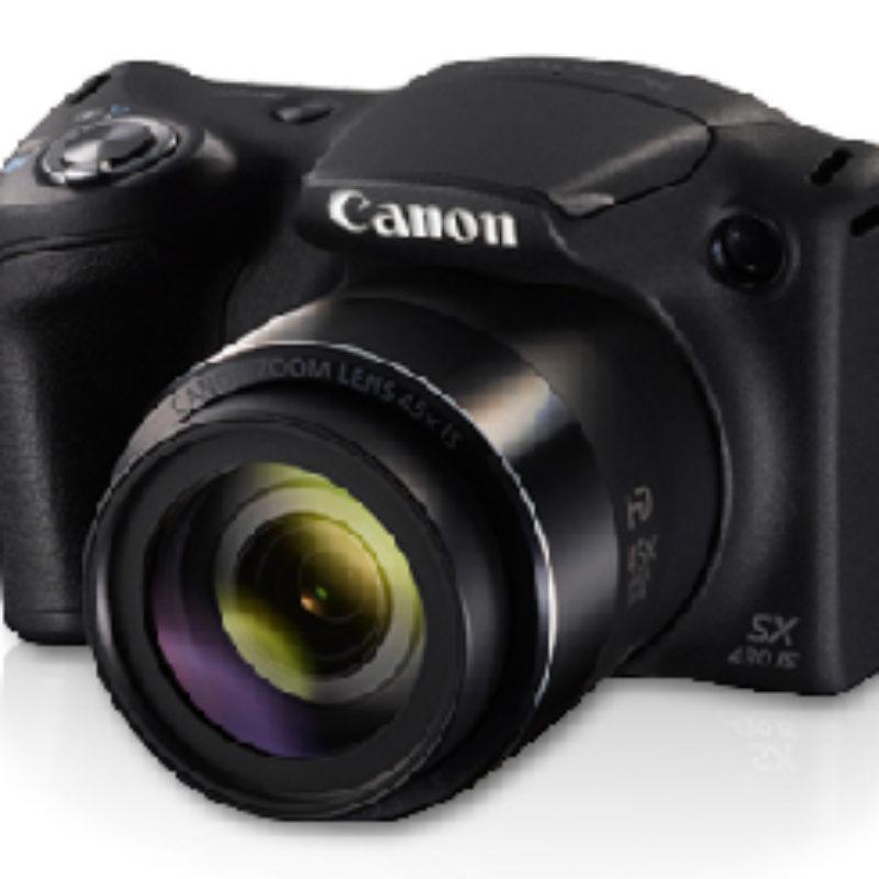 Canon PowerShot Model SX430 IS
