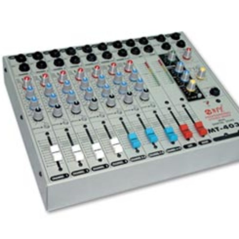 NPE MT-Series DStereo Mixer