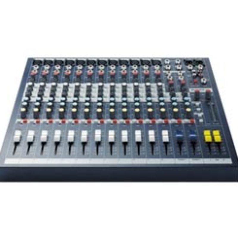 Soundcraft Digital Mixer EMP Series
