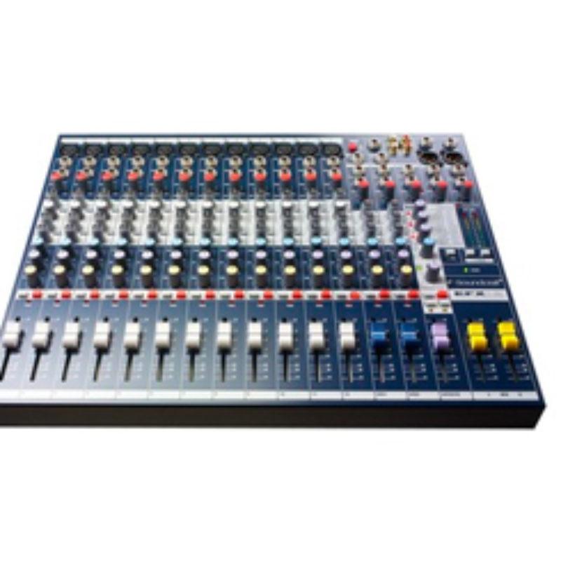 Soundcraft Digital Mixer EFX Series