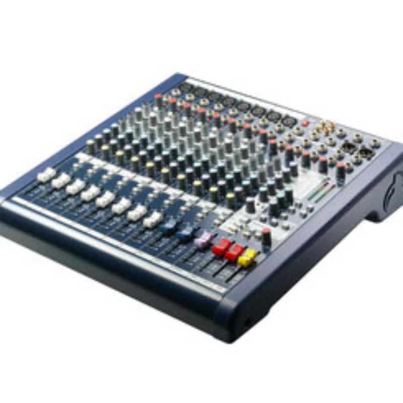 Soundcraft Digital Mixer MPM and MFX