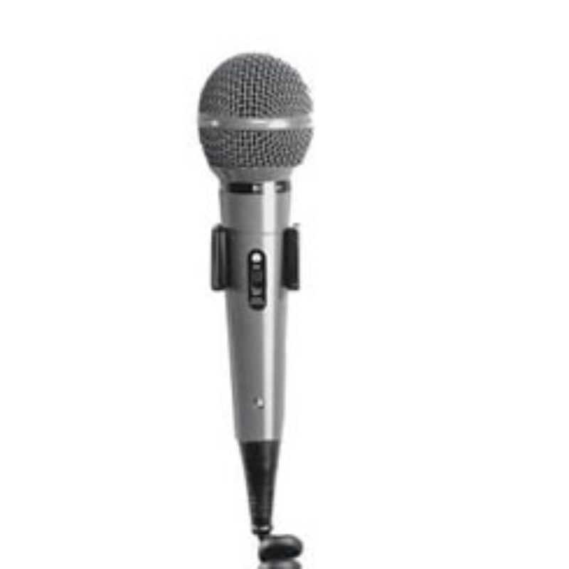 Bosch Unidirectional Handheld Microphone LBB 9099/10
