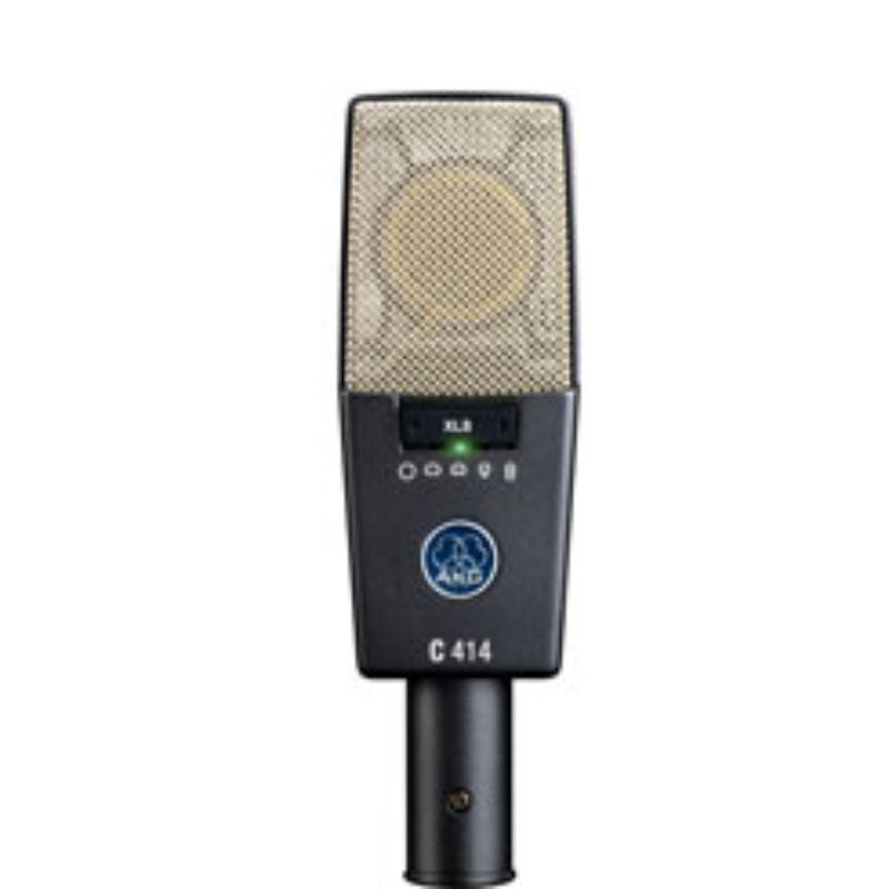 AKG Reference Multipattern condenser Microphone C414 XLS