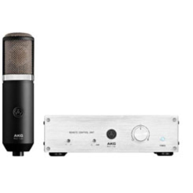 AKG High-Performance Dual-Capsule Tube Microphone P820 TUBE