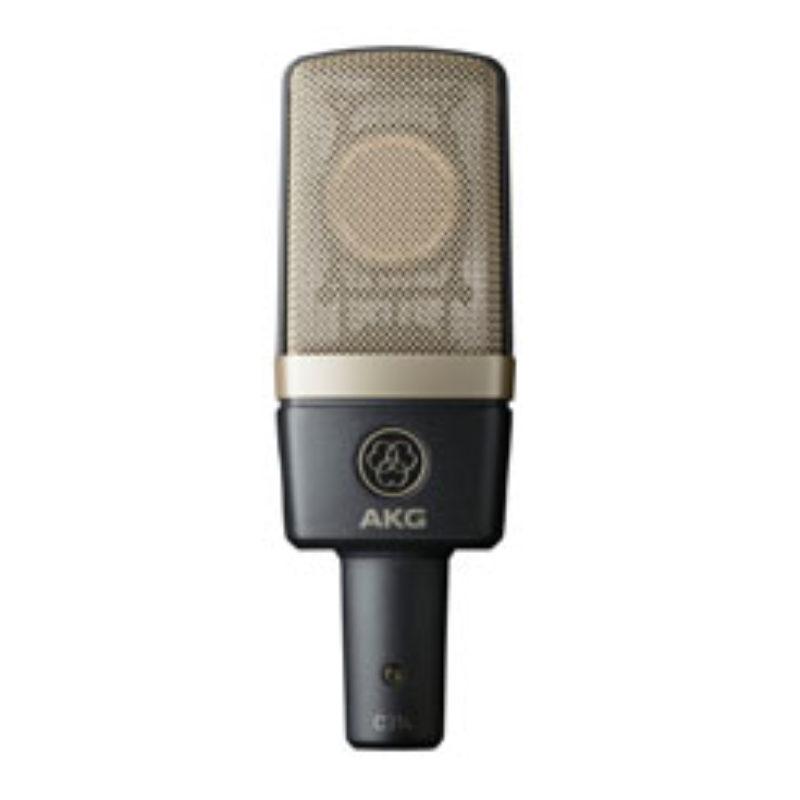 AKG Professional Multi-pattern Condenser Microphone C314