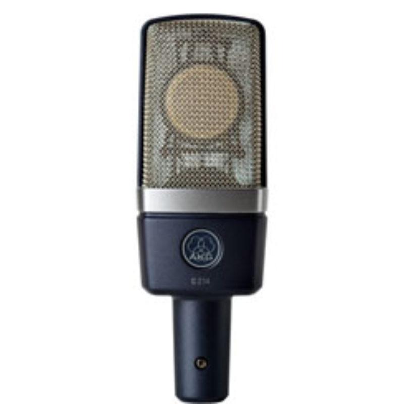 AKG Professional Multi-pattern Condenser Microphone C214