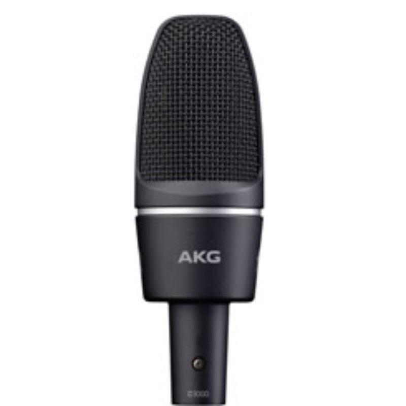 AKG Professional Multi-pattern Condenser Microphone C3000