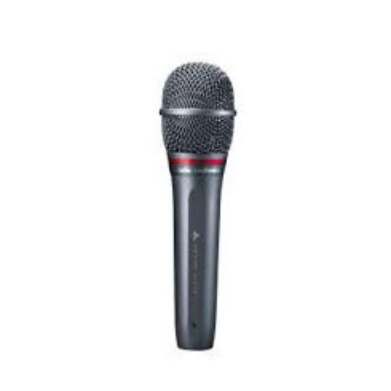 Audio Technica Hypercardioid Dynamic Handheld Microphone