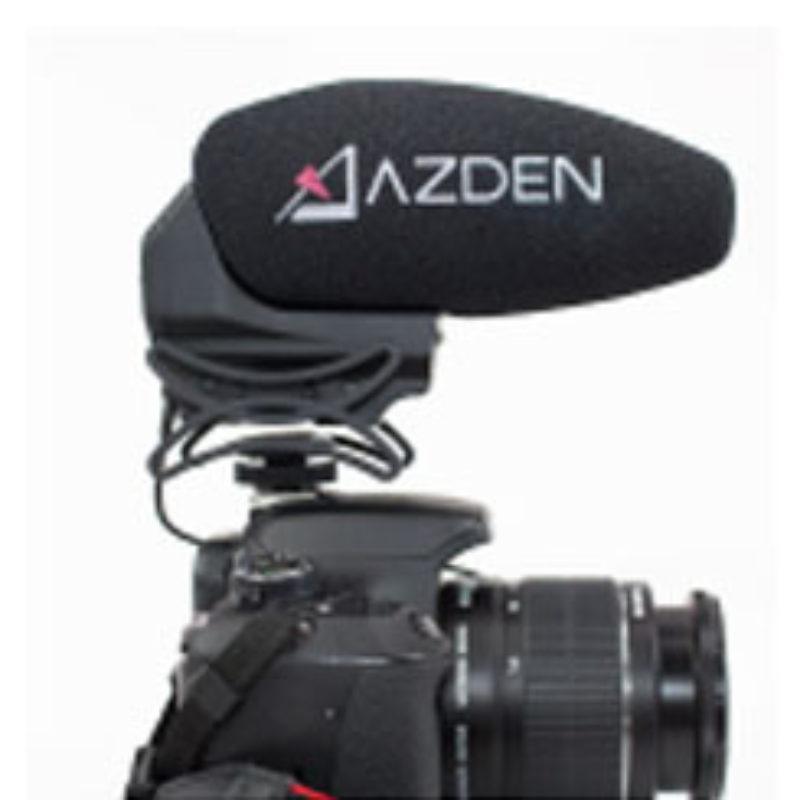 Azden Video Microphones