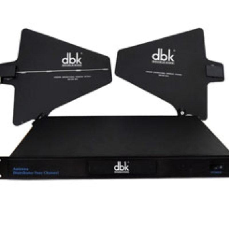 DBK ชุดเสาอากาศขยายสัญญาณรับส่งไมค์ลอย LWM-326ws