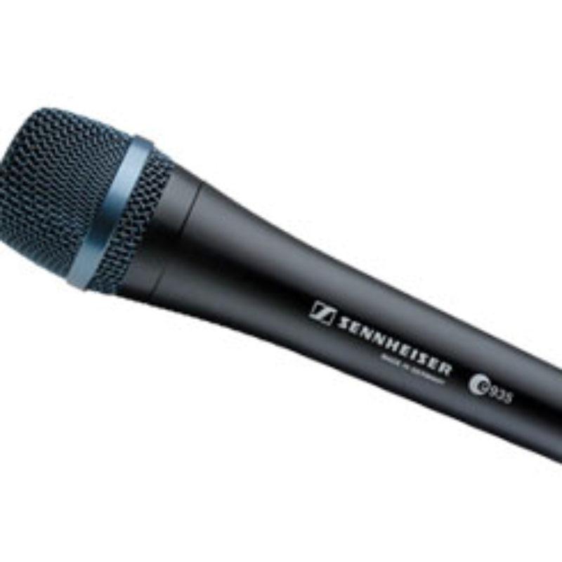 Sennheiser Microphone Evolution