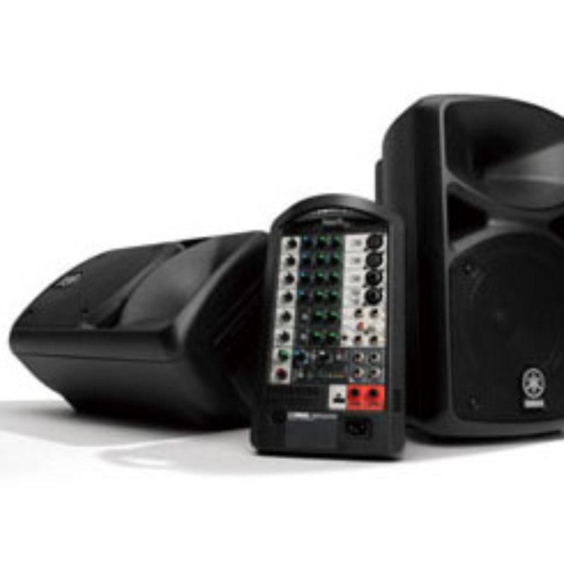 Yamaha Speaker Stands STAGEPAS 400i/600i