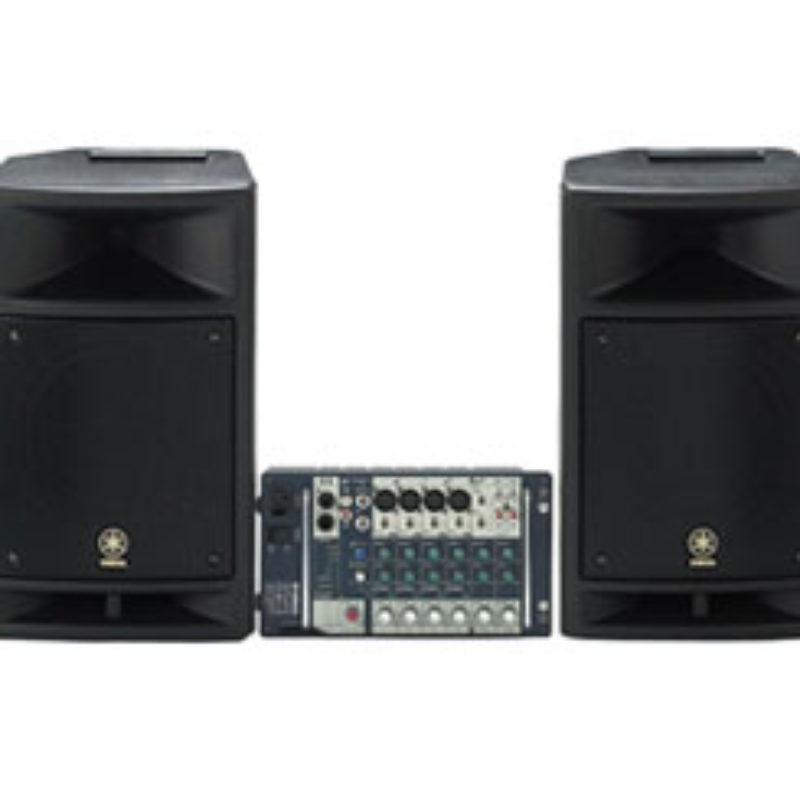 Yamaha Potable Sound STAGEPAS 300