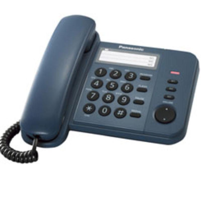 Panasonic โทรศัพท์ตั้งโต๊ะ KX-TS520MX