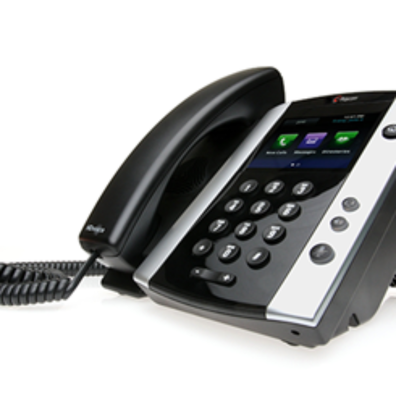 Polycom VVX 501 12-Line Desktop Phone with HD Voice