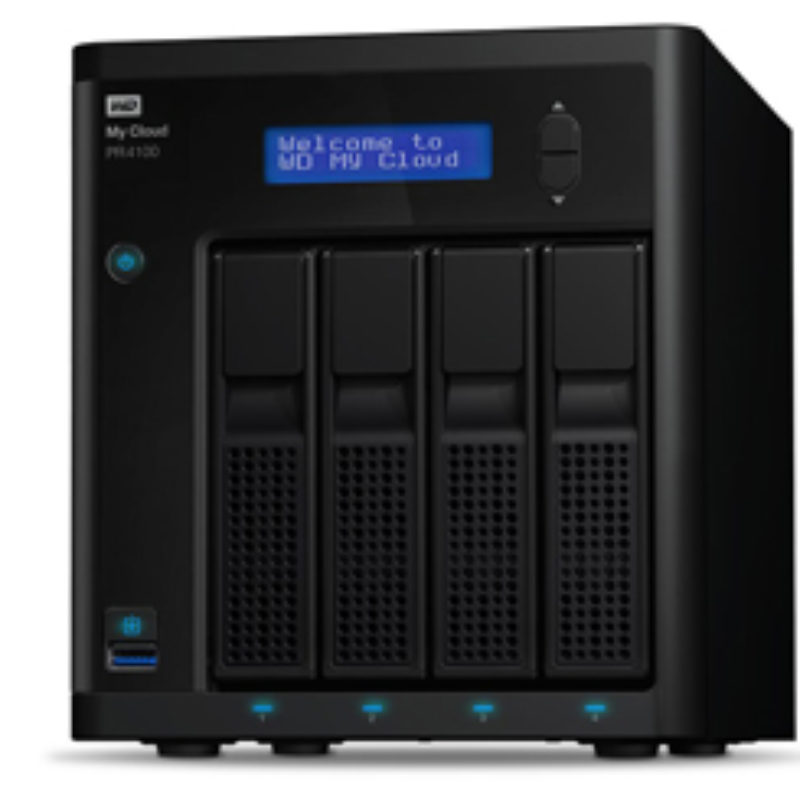 WD Network Attached Storage