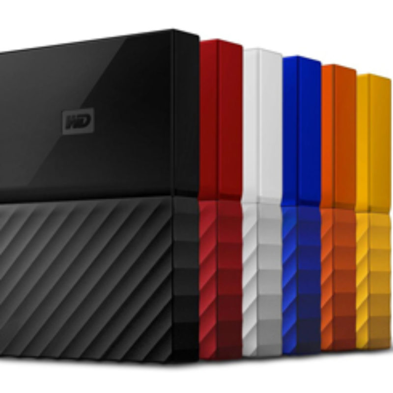 WD Portable Storage