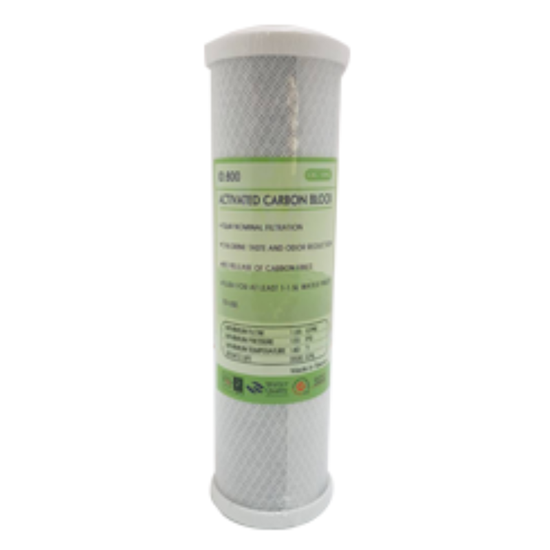 ไส้กรอง Activated Carbon Block Filter รุ่น CTO ขนาด 10 นิ้ว