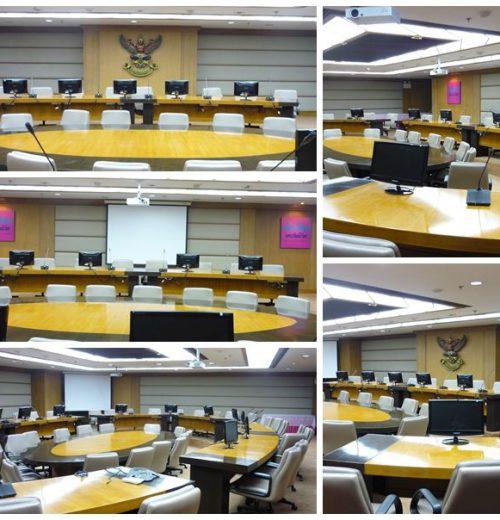 เมืองไทยประกันชีวิต-ไมค์ประชุม