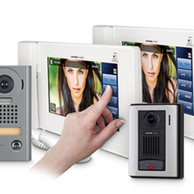 Aiphone Video Intercom for Residence and Office